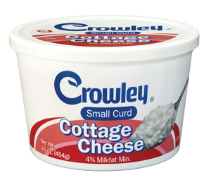 Marvelous Crowley Foods Small Curd Cottage Cheese Download Free Architecture Designs Rallybritishbridgeorg