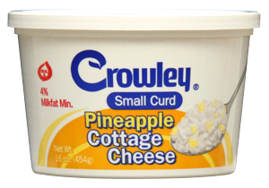 Pineapple Cottage Cheese
