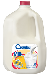 White Gallon Whole