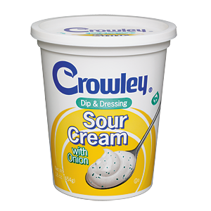 Sour Cream with Onion Dip